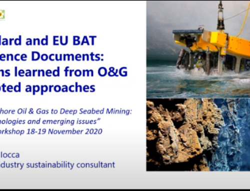 From Offshore Oil & Gas to Deep Seabed Mining