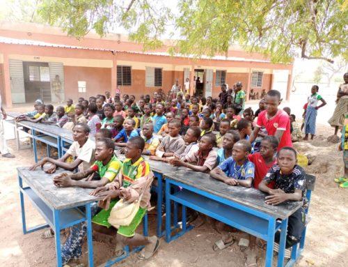Esempio di Economia Circolare sostenuto da WasteandChemicals in Burkina Faso