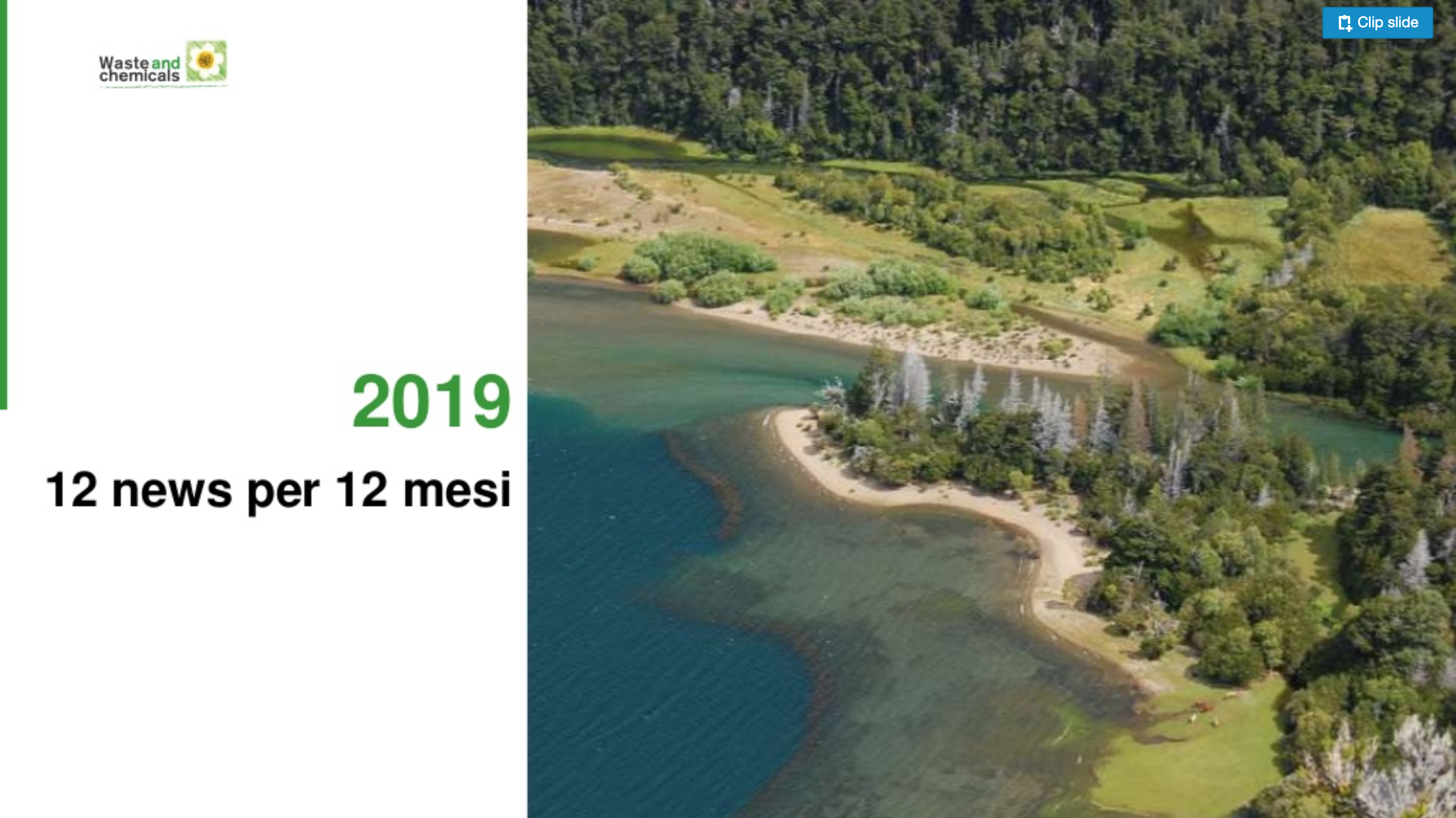 Il 2019 in 12 notizie: il riassunto del settore rifiuti